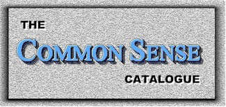 The Common Sense Catalogue