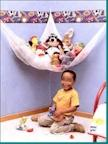 Toy Hammock - Click On Image To Enlarge